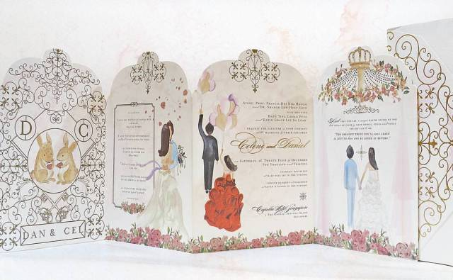 singapore, tips, indonesia, global-wedding, featured - Tandy: The man behind crazy rich Asian wedding invitations