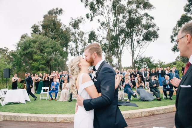 wedding-photography, wedding-dresses, relationships - Musically strung: David and Jonté's contemporary-industrial wedding