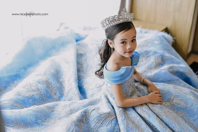 7-Year-Old's Disney Princess-Themed Birthday Party Probably Outdo Most Weddings