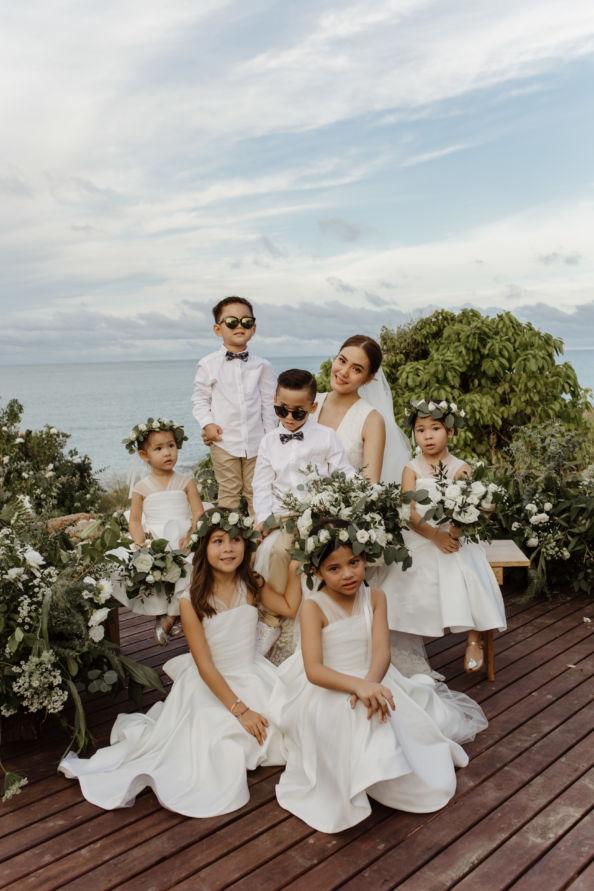 thailand, featured, celebrity - Wonderful Waterfront Wedding at Samui Island