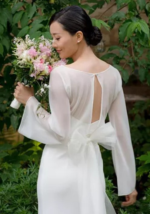 wedding, featured, celebrity - Hong Kong Actress, Fala Chen, Weds French Boyfriend in France