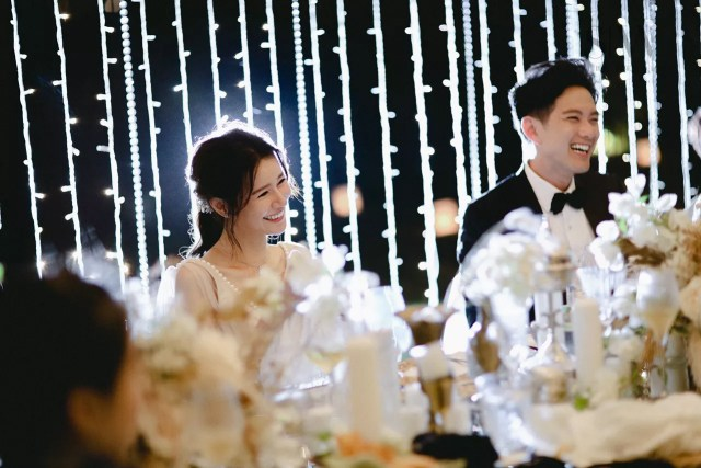 wedding, celebrity, bali-wedding - Edwin Siu & Priscilla Wong's Love-Filled Wedding Moments Captured in Six Senses Bali