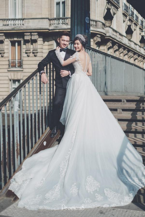 Precious Bridal's most popular destinations for pre-weddings in 2019