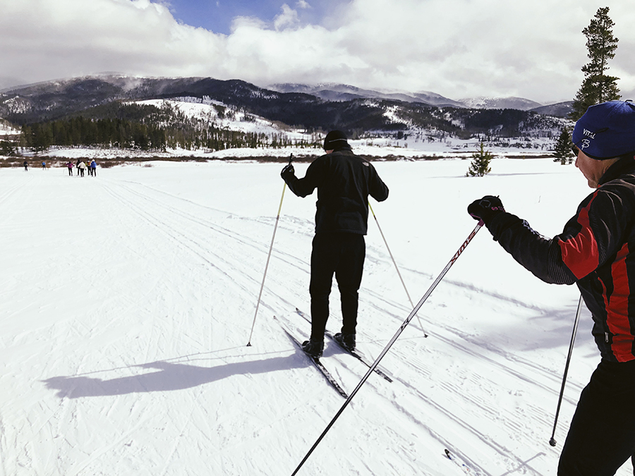 colorado nordic skiing