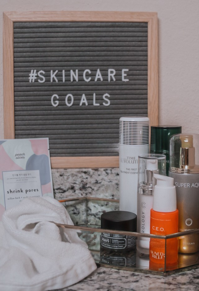 The No-Stress Guide to a Beginner's Korean Skincare Routine; beginner's korean skincare routine, skincare routine, skin care routine, korean skin care routine, 10-step routine, 10-step skincare routine, skincare help, skin care help, skincare advice, skin care advice