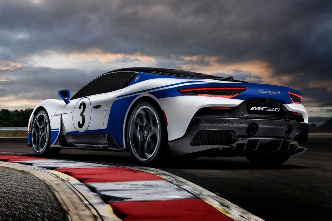 Master Maserati Driving Courses MC20