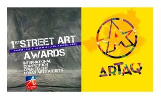 Artaq 1st street art awards
