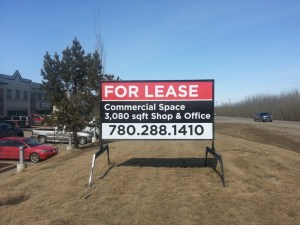 Commercial Real Estate Signage