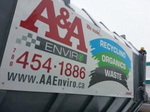 Aluminum Sign Calgary
