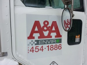 Edmonton East Car Magnets