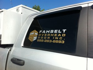 Fort McMurray Sign Writing