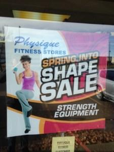Poster Sign Winnipeg
