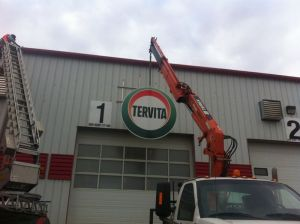 Spruce Grove Signs Servicing