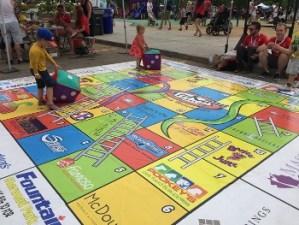 Winnipeg Floor Graphic