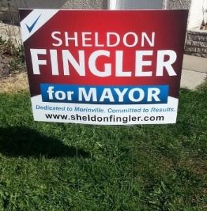 Winnipeg Yard Signs