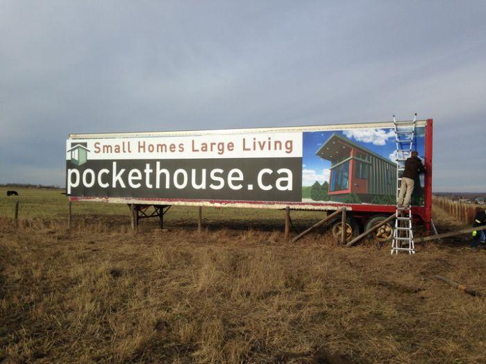 Sign Installation Edmonton East