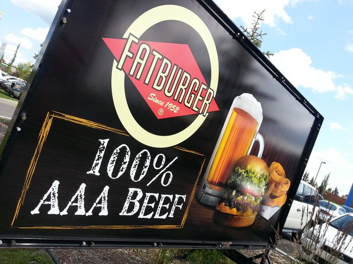 Fort McMurray Mobile Signs