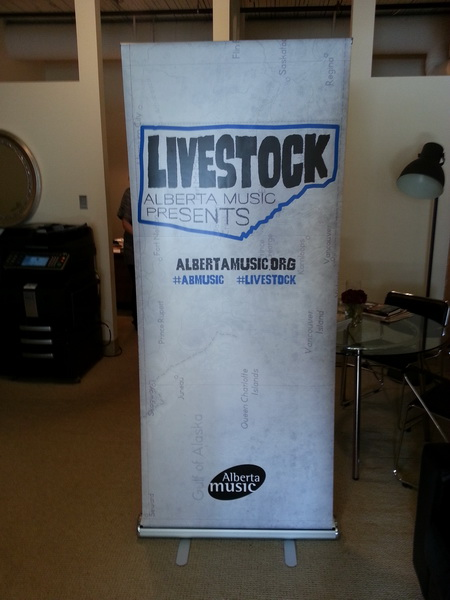 Banner Stands Leduc