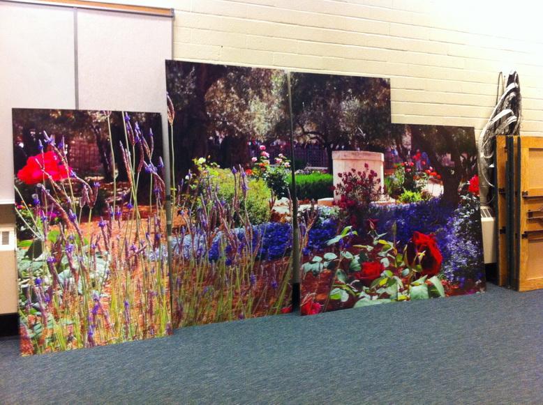 Edmonton West Canvas Prints