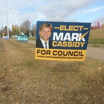 Election Signs Winnipeg