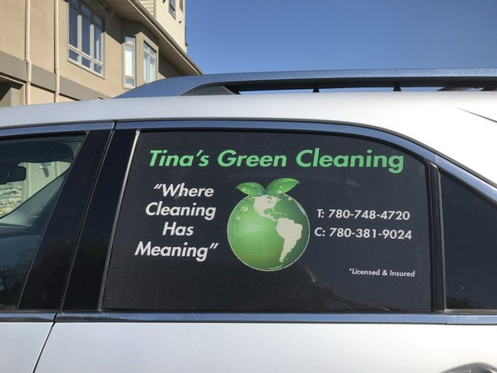 Fort McMurray Vehicle Graphics