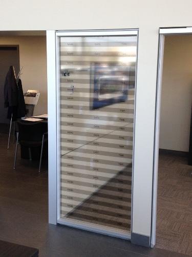 Window Frosting Leduc