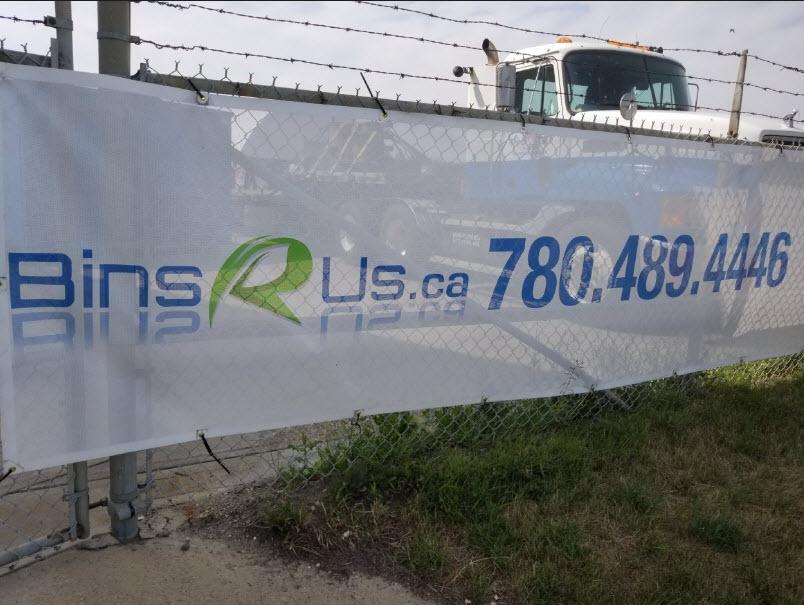 Mesh Banners Winnipeg