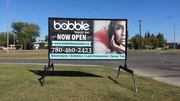 Mobile Signs Edmonton South