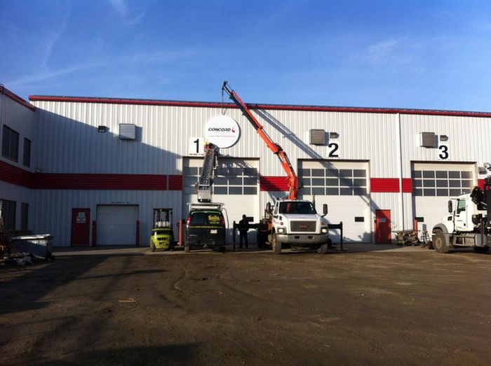 Sign Servicing Spruce Grove