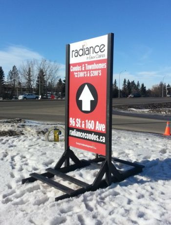 Wayfinding Signs Spruce Grove