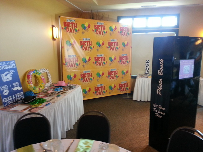 Step And Repeat Banner St. John's