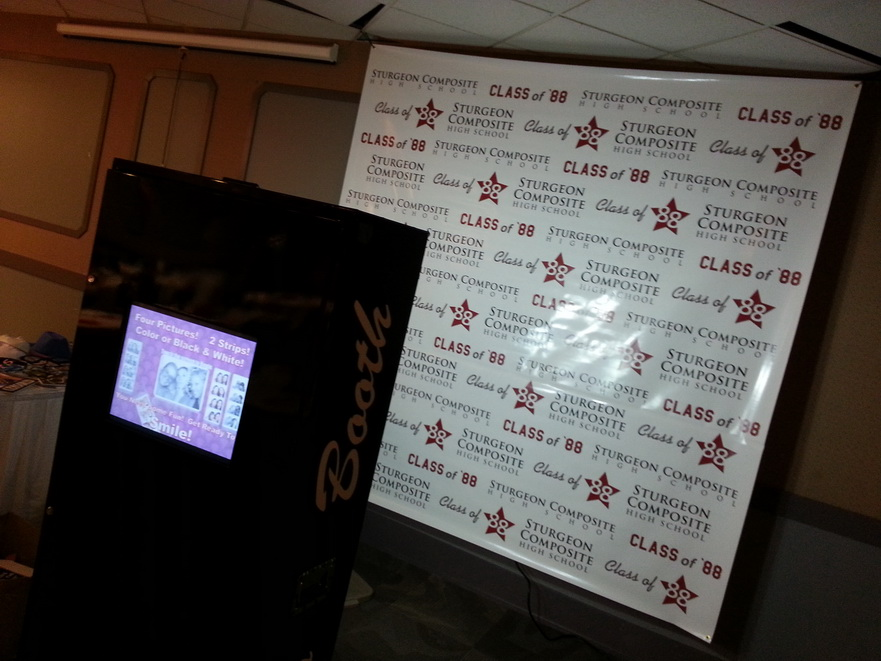 Step and Repeat Banner Spruce Grove