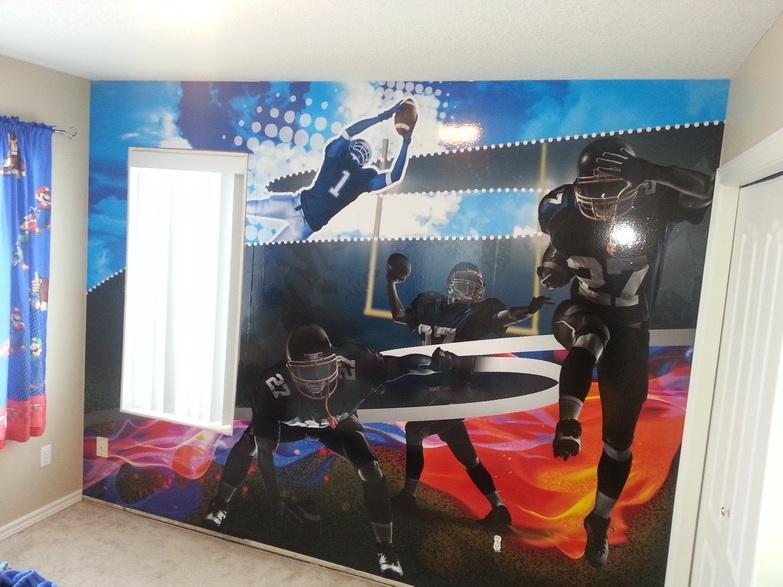 Wall Murals Leduc