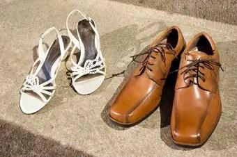 que-significa-sonar-con-zapatos