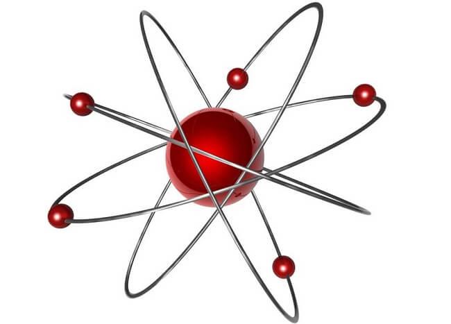 que representa el numero atomico