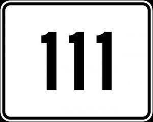Significado del número 111