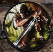 Full Wrap Semi Rigid Ninja Wheel Cover