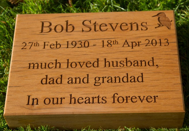 Made from long lasting balau. Size 420 x 300 x 90mm.   Very heavy timber - This sign weighed 26lb.  Ref 1311.LW.011