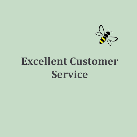 Be confident to receive excellent customer service from The Sign Maker.