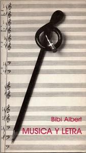 Música y letra - Bibi Albert - Signo Vital Ediciones