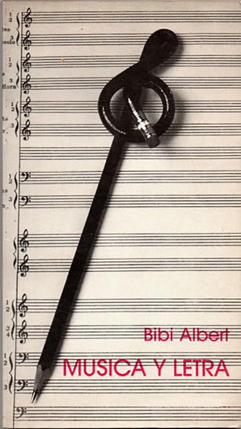 Música y letra (poemas)