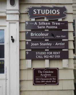 signs - Oakdene - Studios