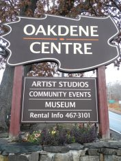 signs - Oakdene