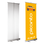 Retractable Banner Stand 4