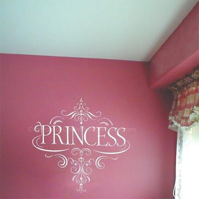 Princess Mirror Medium Large