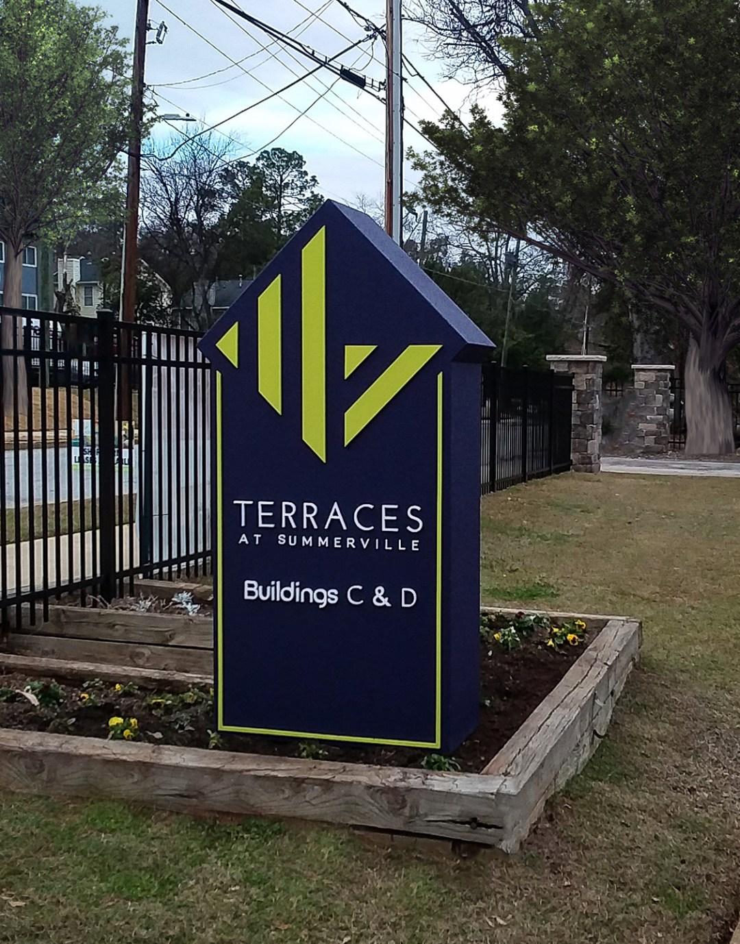 Terraces Apartments Monument