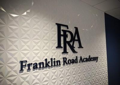 FRA – 3D Letters