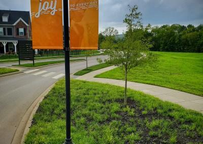 Durham Farms – Pole Banners