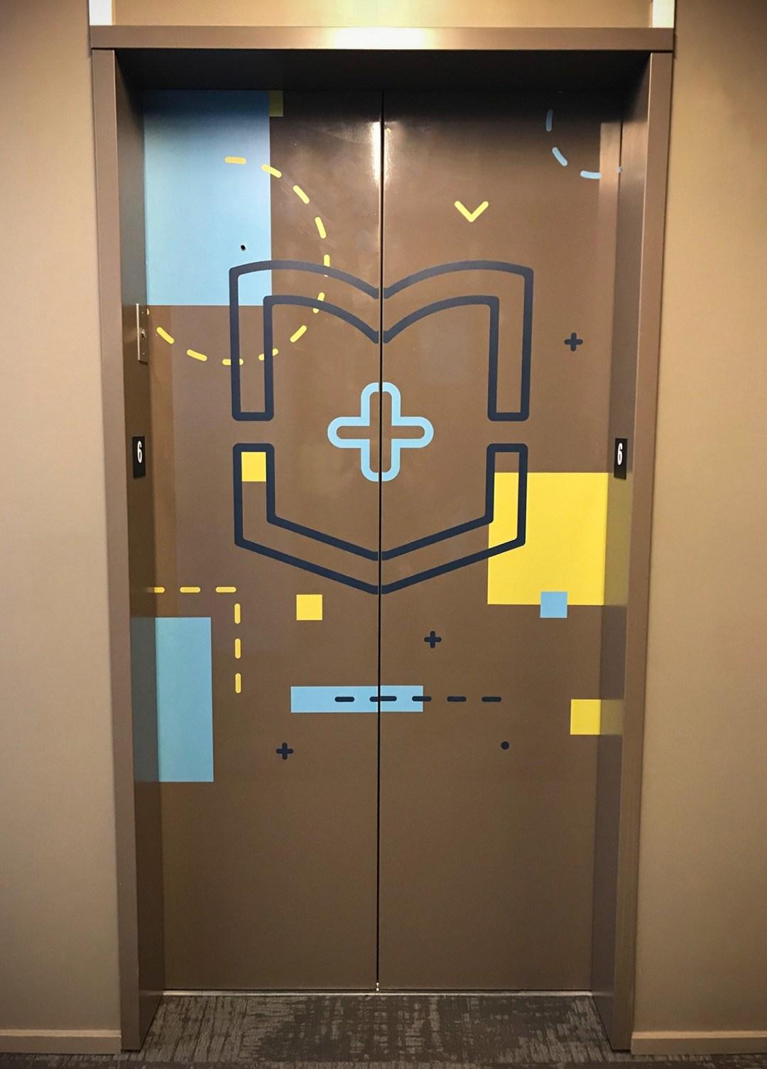 Elevator Wrap