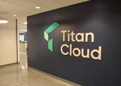 Titan Cloud – Office Branding